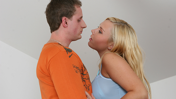 Come On Brother... Please, Stepsis Is So Wanting Your Cock Right Now